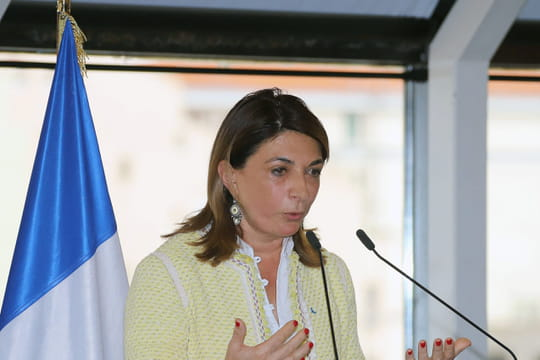 Martine Vassal: qui est la successeur annoncée de Gaudin?