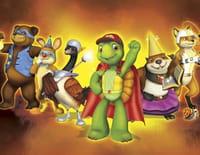 Franklin et ses amis : Les Super détectives et les flèches mystérieuses