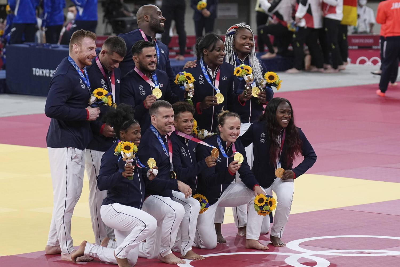JO 2021 de Tokyo : le judo en or, trois médailles d'argent et une en bronze,
