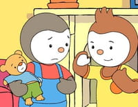 T'choupi et ses amis : L'impossible grand-frère