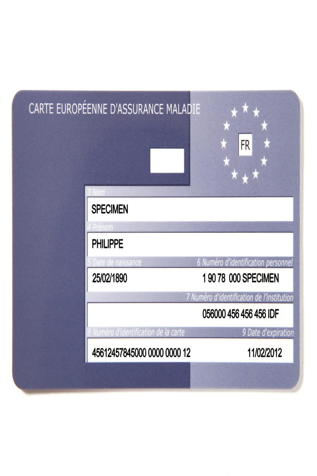 Carte Assurance Maladie Naissance.Demander Sa Carte Europeenne D Assurance Maladie