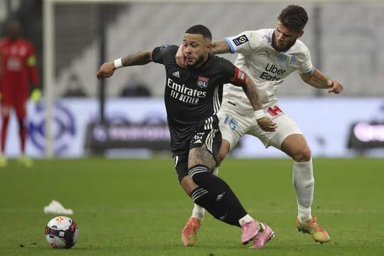 Marseille - Lyon: l'OM freine l'OL, le résumé du match