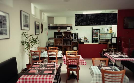 , Restaurant : Ze Kitchen  - Salle -   © non