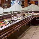 L'Ondine Cafétéria  - buffet froid -   © a. Le Corre