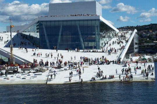 Oslo dévoile un opéra surprenant