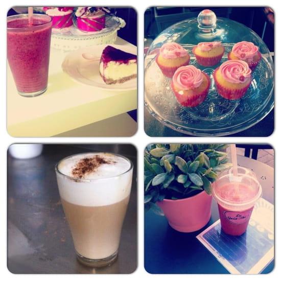 Le Goût-Thé  - Smoothie-Cheesecake-Cupcakes-Café -