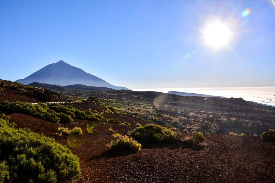 Surplombez les Canaries en gravissant le Pic du Teide