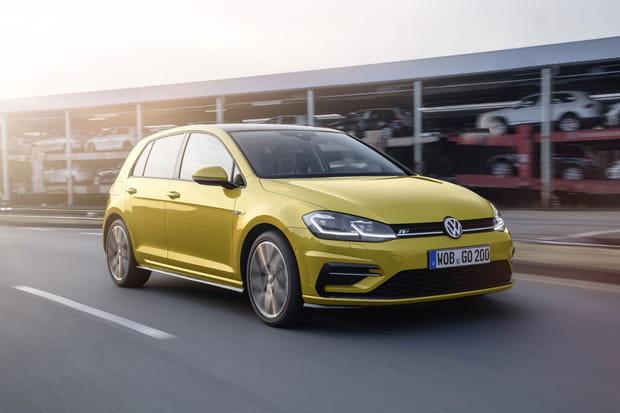 Volkswagen restyle sa Golf 7