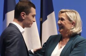Jordan Bardella: tête de liste RN pour les européennes, un drôle de choix?
