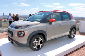 Le nouveau Citroën C3Aircross en images