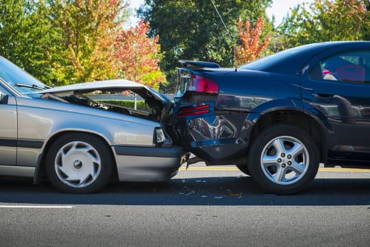 Accident de voiture: remplir un constat amiable