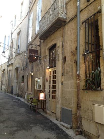 La Tapaseria  - devanture du restaurant -   © david pierre
