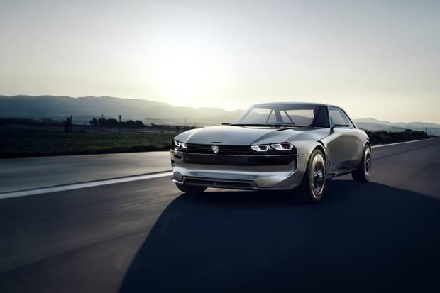 Le nouveau concept de Peugeot