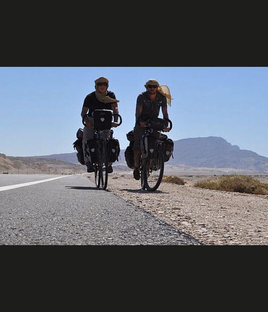 Un tour du monde à vélo