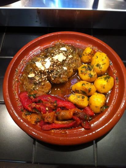 La Casba Marocaine  - cuisine maison tajine -   © la casba marocaine