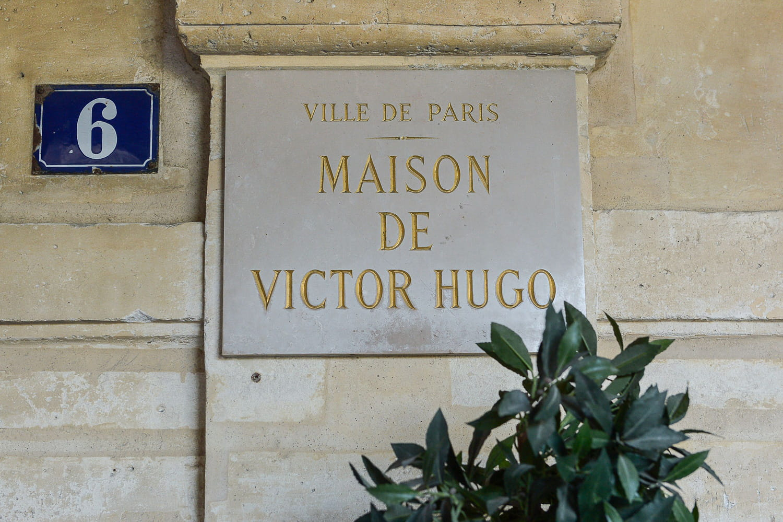 Maison de Victor Hugo: actuellement fermée