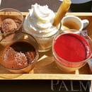 , Dessert : Les Palmiers  - Café gourmand -   © les palmiers