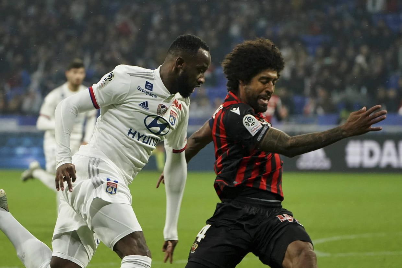 Ligue 1 : Lyon tombe à Nice après un match électrique