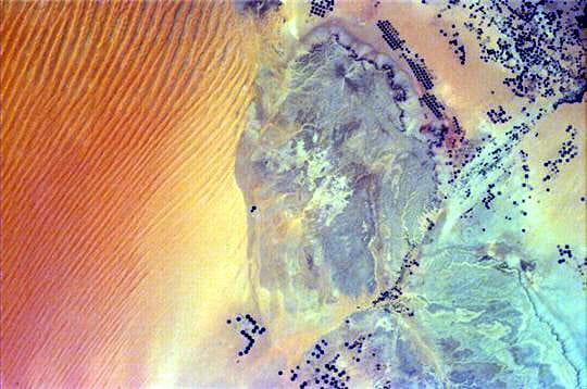 Irrigation En Arabie Saoudite