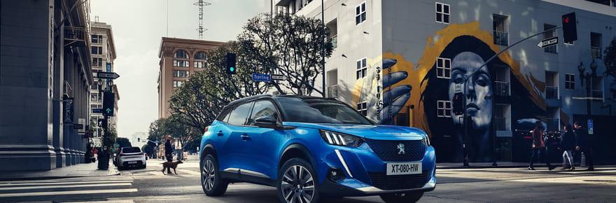 Le nouveau Peugeot 2008dévoilé, les photos et infos