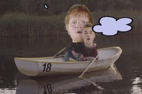 "Justin Bieber: ""I don't Care"", le clip délirant avec Ed Sheeran"