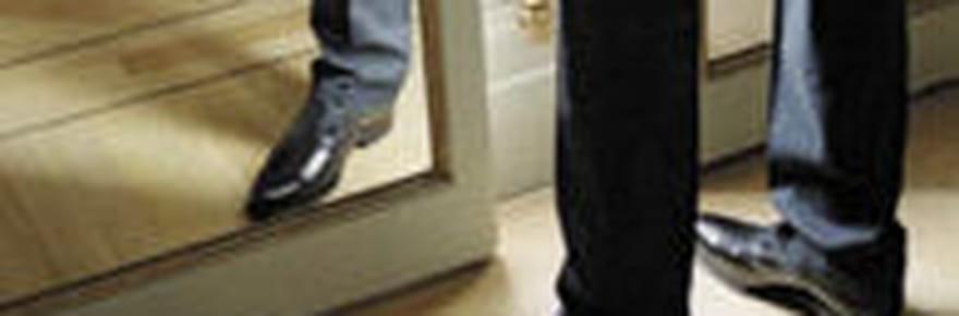 Chaussures de costume : partez au bureau du bon pied