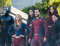 Supergirl : Guerres et conséquences