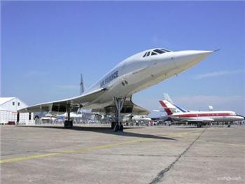 le concorde, le plus bel avion jamais construit par l'homme.