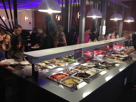 Euroasia  - Notre buffet -   © Euroasia