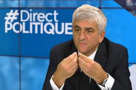 """Syrie: Hervé Morin estime qu'il """"faut discuter avec tout le monde"""""""