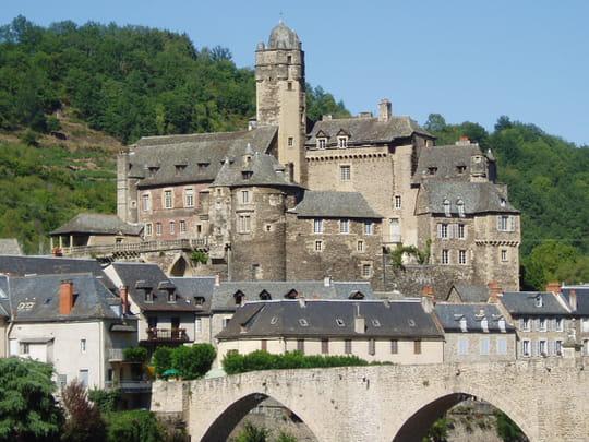Aveyron et Gorge du Tarn