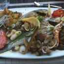Can Pla  - Parrillada mixte (poissons et crustacés) -   © Julien C.