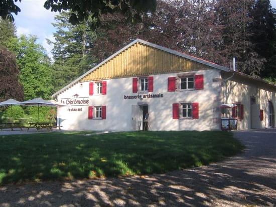 La Gérômoise  - La  vieille ferme du 18 ème -