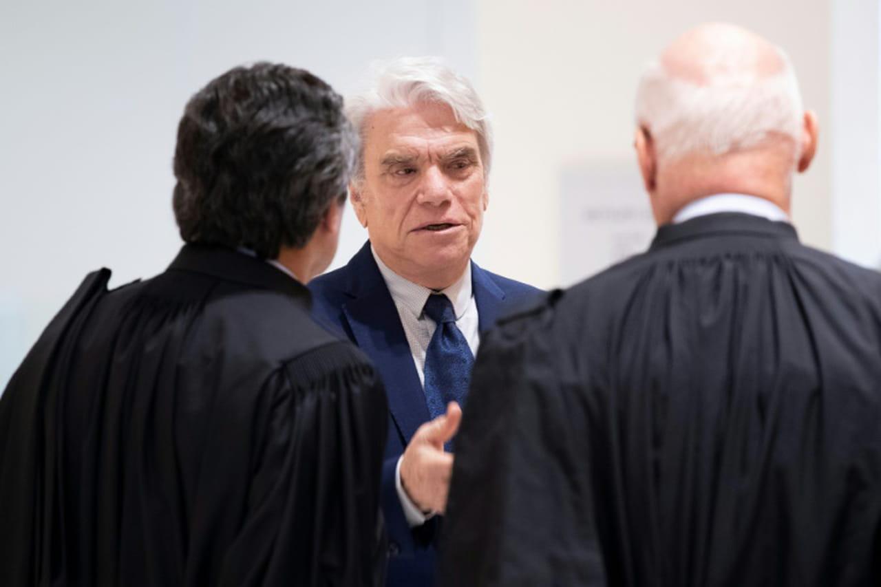 """Arbitrage: 5ans de prison ferme requis contre Bernard Tapie pour """"escroquerie"""""""