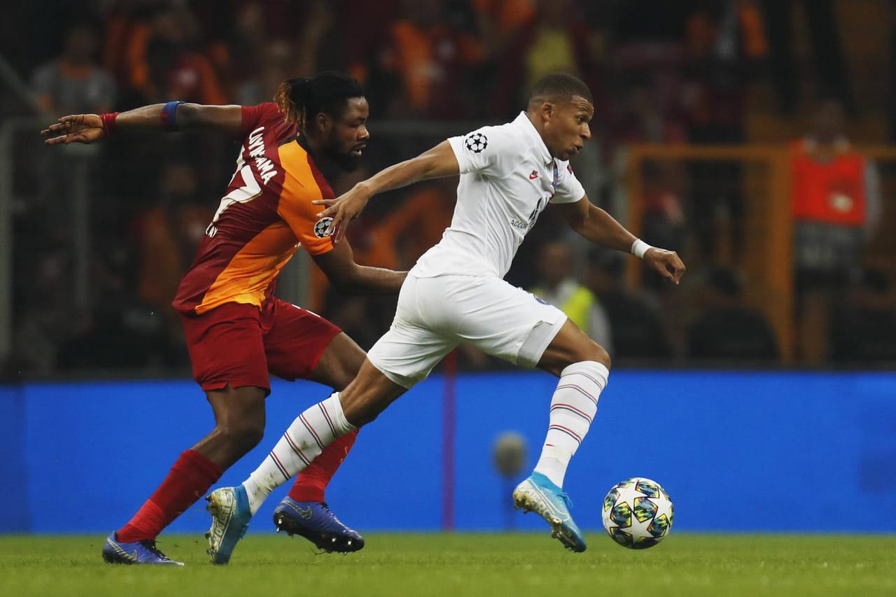 Galatasaray - PSG (0-1): notes, résumé vidéo... Le debrief du match