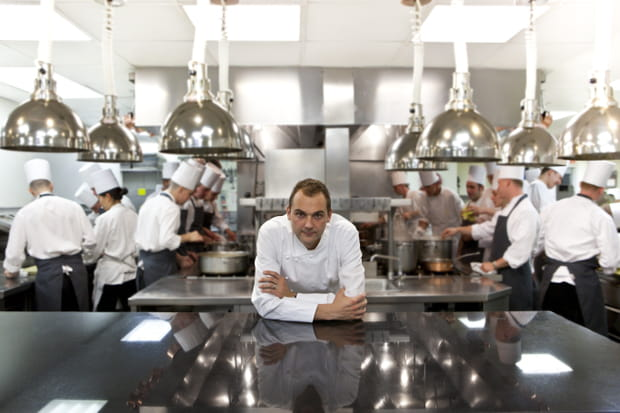 4e : Eleven Madison Park à New York, Etats-Unis