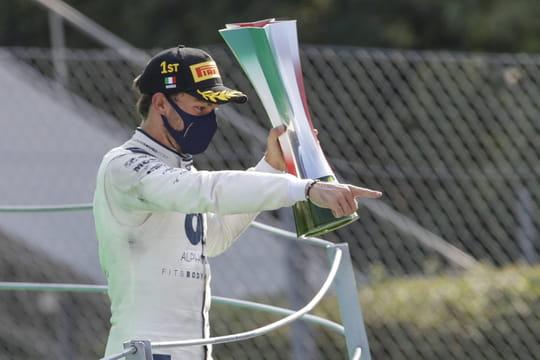 Pierre Gasly: Monza, Red Bull, salaire... Tout savoir