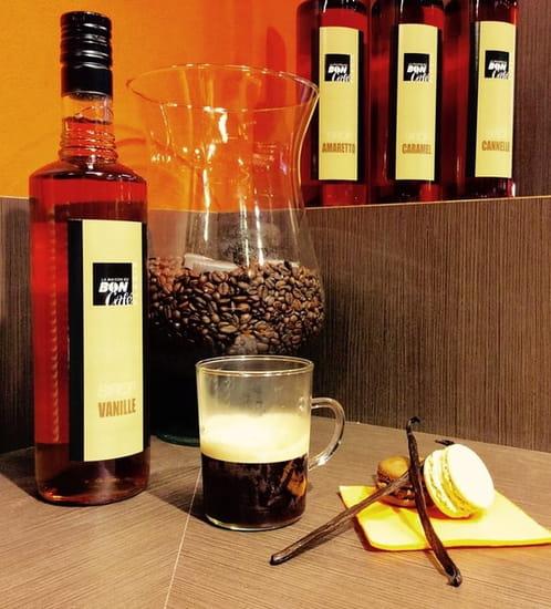 Imperial Coffee  - Café arômatisé vanille -
