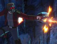 Les gardiens de la galaxie : Un combat inattendu