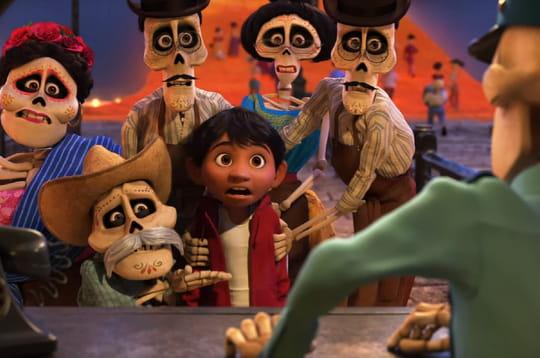 Coco: une magnifique bande-annonce pour le nouveau Pixar
