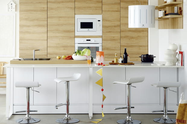 lot de cuisine crystal de leroy merlin. Black Bedroom Furniture Sets. Home Design Ideas