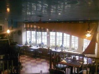 La Marine  - intérieur du restaurant -