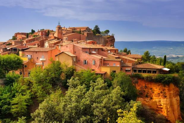 Roussillon - Banque de france salon de provence ...