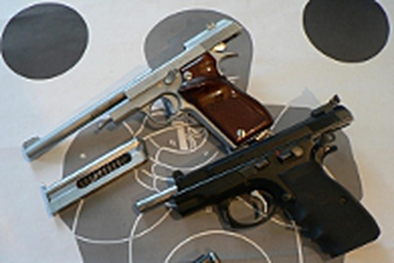 Ouverture d'un bar à armes à Las Vegas