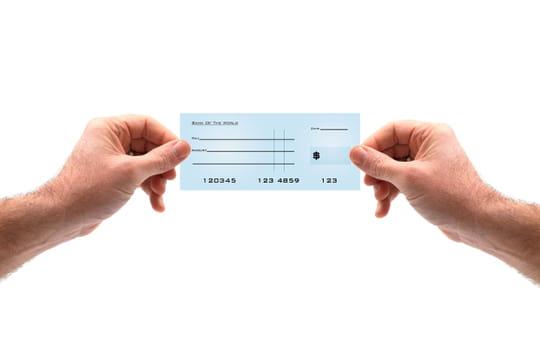 Chèque de banque: comment l'obtenir? combien ça coûte?