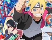 Boruto: Naruto Next Generations : Mitsuki et Sekiei