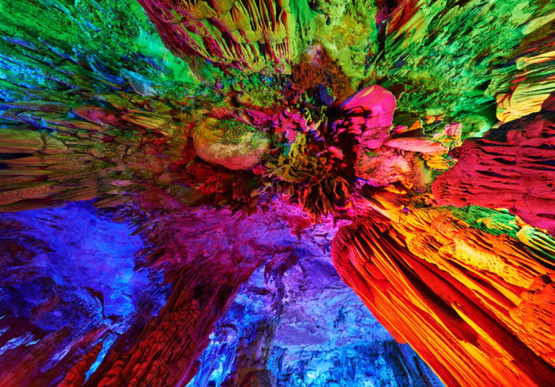 Les plus belles grottes du monde