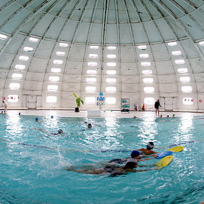 Piscine toulouse lautrec toulouse for Piscine jean boiteux