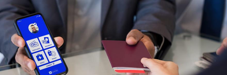 IATA Travel Pass: comment ça marche, quelles sont les compagnies qui le testent?