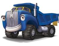 Jack et les camions : Sauts dans la neige